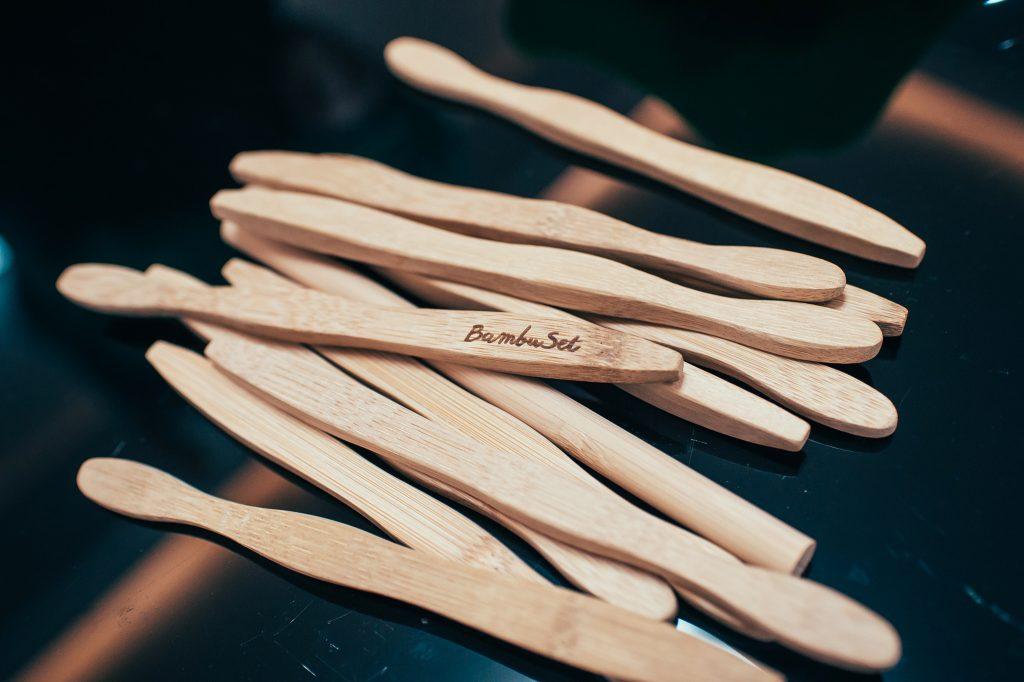 BambuSet bambuhammasharja